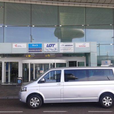 Transfer z lotniska