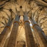 Santa Maria del Mar w Barcelonie