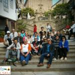 Zwiedzanioe Poble Espanyol misateczko hiszpanskie