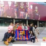 zwiedzanie Camp Nou