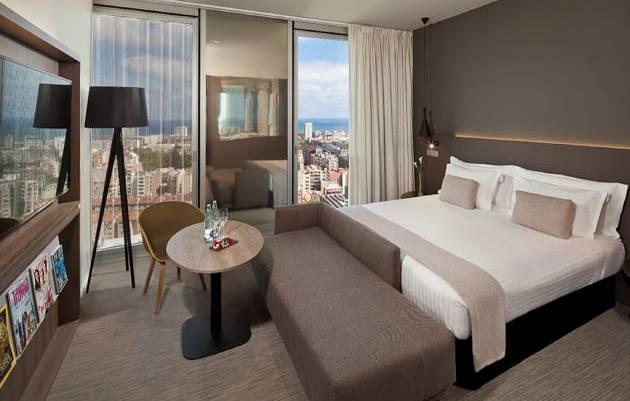 Hotel Barcelona Melia Sky