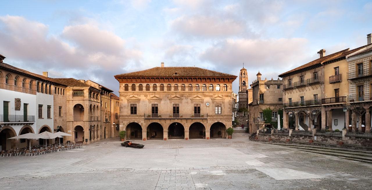 Pueblo Espanyol Barcelona