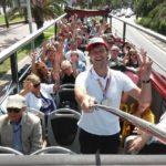 sebastian przewodnik barcelona bus turistic