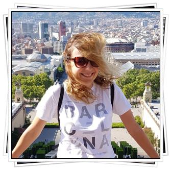 Ewelina przewodnik Barcelona po polsku