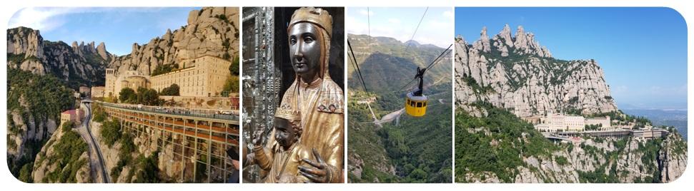 wycieczka do Montserrat