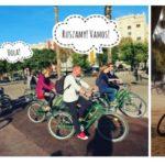 wycieczka rowerowa Barcelona
