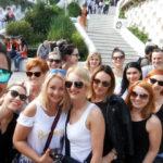zwiedzanie Barcelony Park Guell