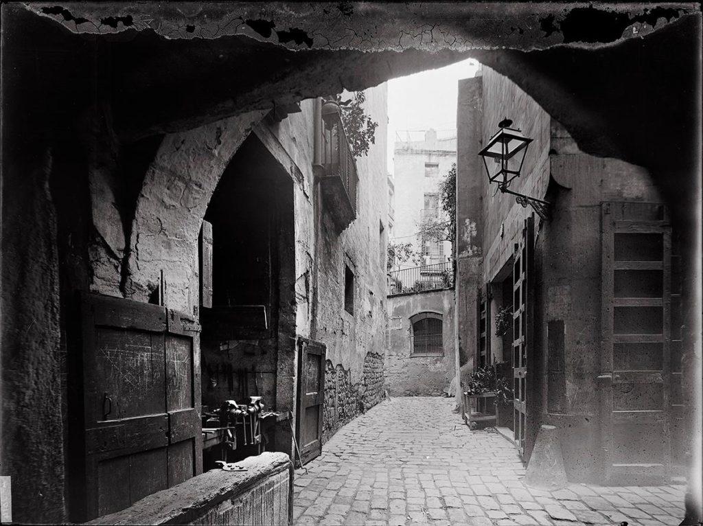 barrio gotico, el born barcelona