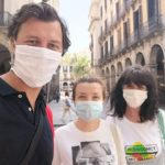 przewodnicy w Barcelonie na Las Ramblas