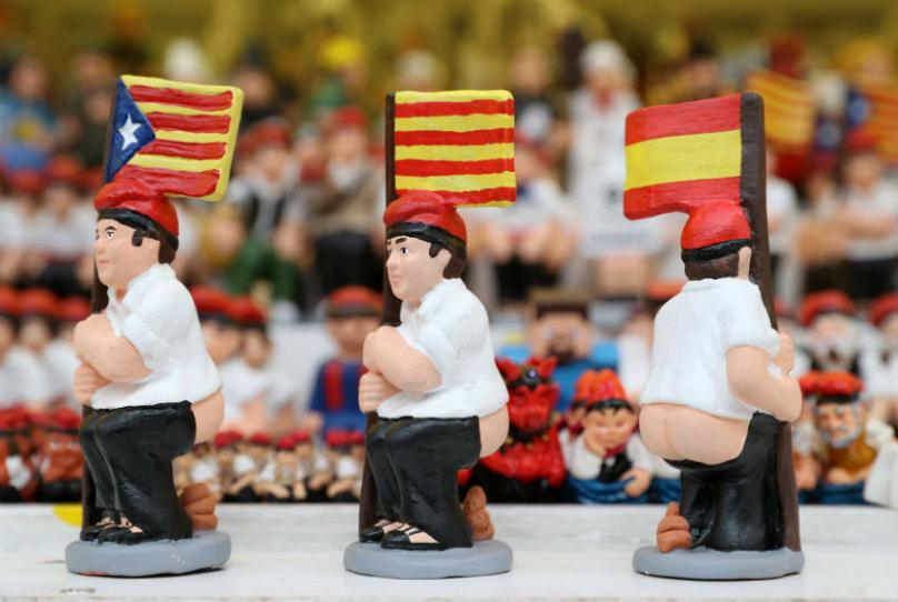 caganer barcelona
